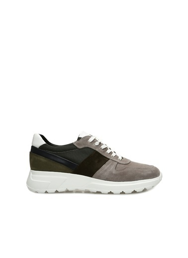Divarese 5023878 Süet Erkek Sneaker Gri